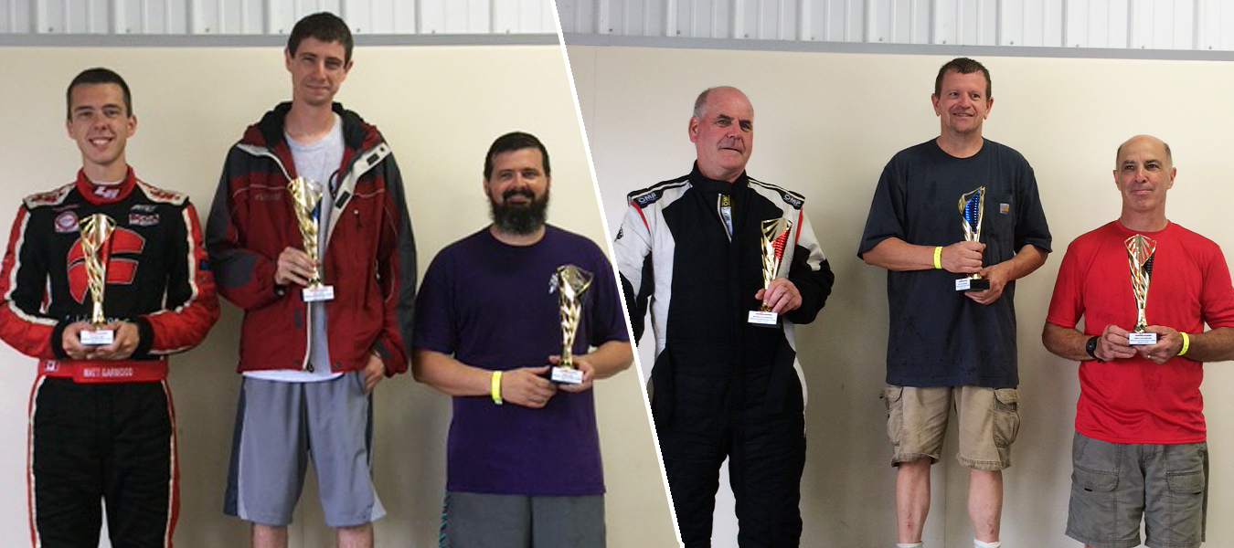 2016 SCCA Race at Pittsburgh Winners