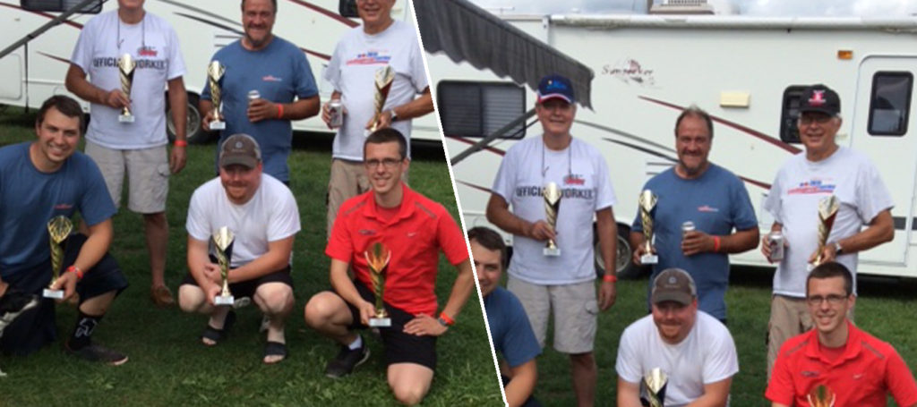 2016 Challenge Cup Series Winners