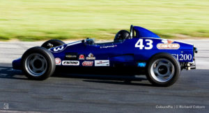 Driver - Barrett Kingsborough