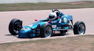 Driver - Chris Elwell
