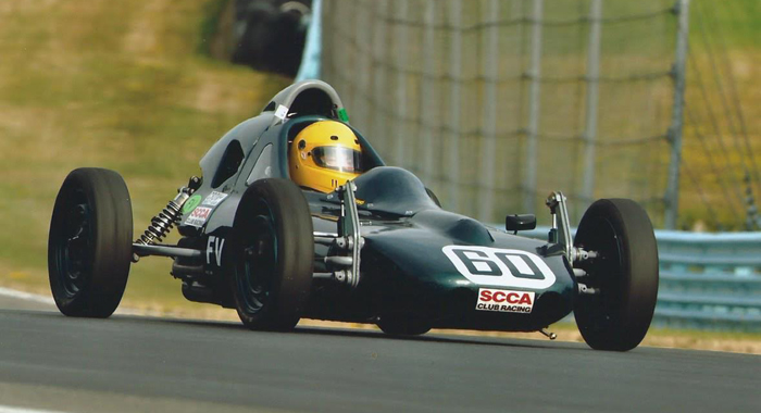 Driver - Greg Davis