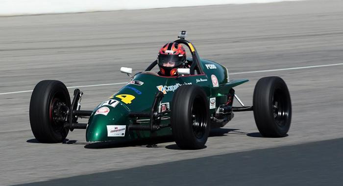 Driver - Johan Wasserman