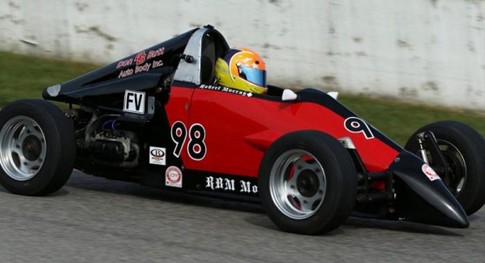 Driver - Rob Murray