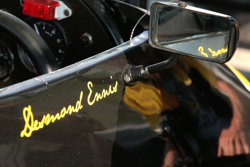 #44 Desmond Ennis