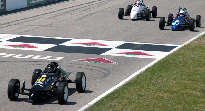 From the Track at the 2015 Canadian Historic Grand Prix