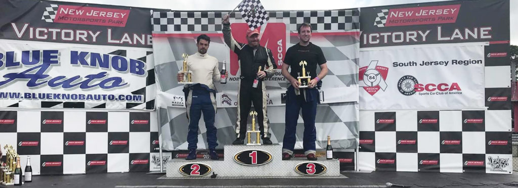 2018 SCCA Race at New Jersey Motorsports Park