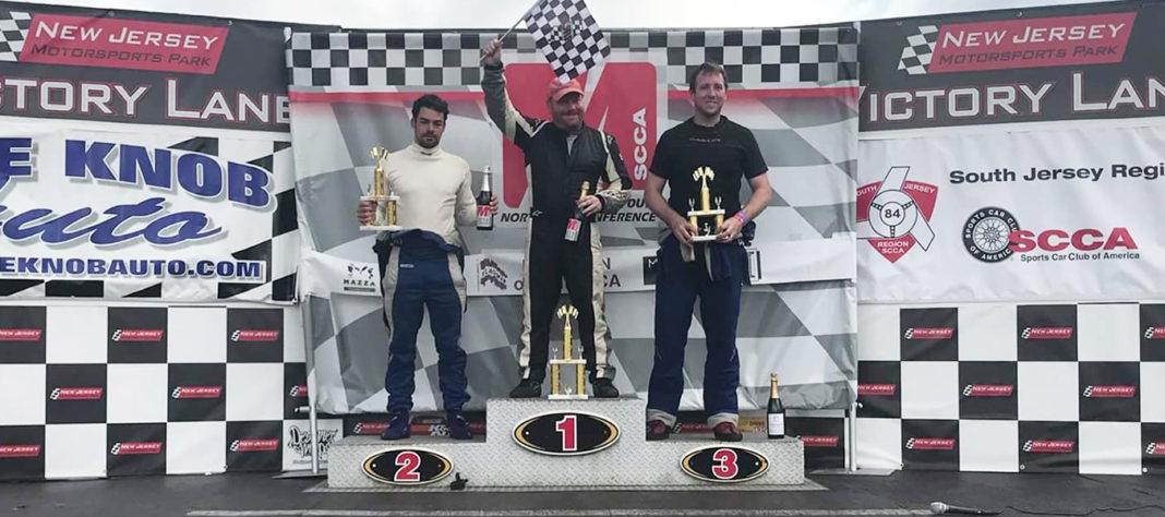 2018 SCCA Race at New Jersey Motorsport Park