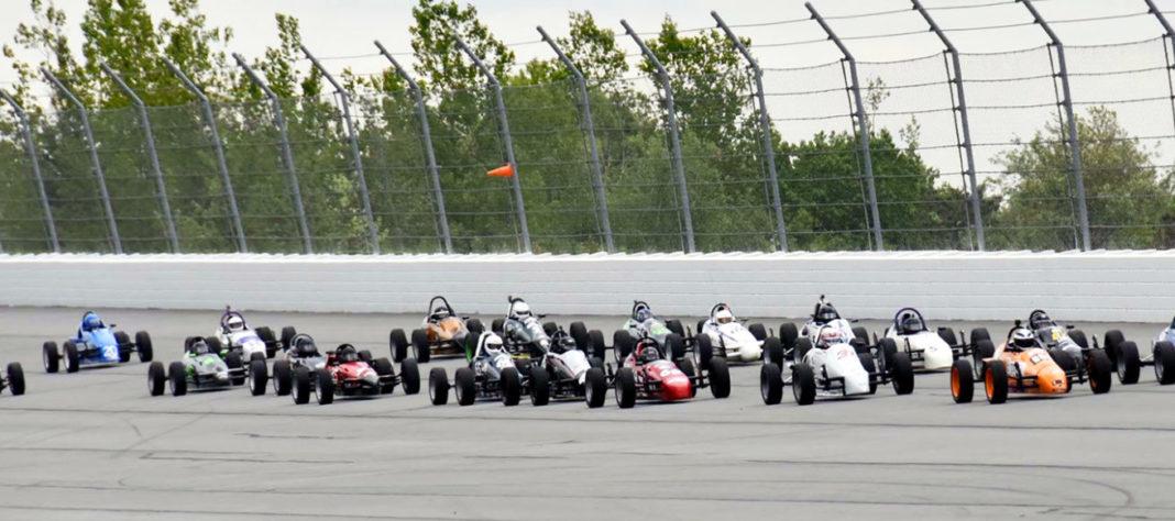 2017 SCCA at Pocono Raceway
