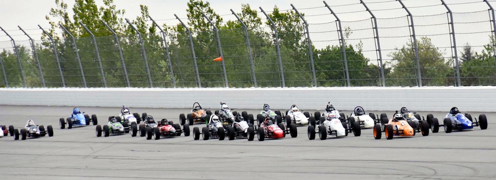Pocono Raceway SCCA Race 2017