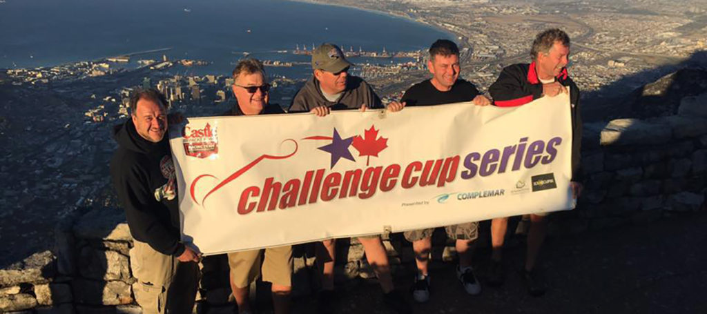 Challenge Cup Series in Cape Town, South Africa © Katrina Carmody