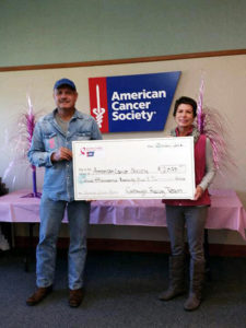 Carbaugh Fundraiser for the American Cancer Society
