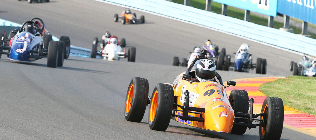 CCS at New Jersey Motorsports Park, Sept. 13-15