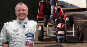 Driver - Chris Robson