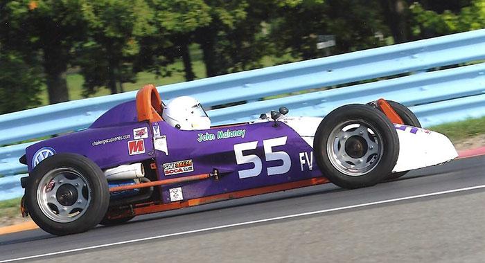 Driver John Maloney