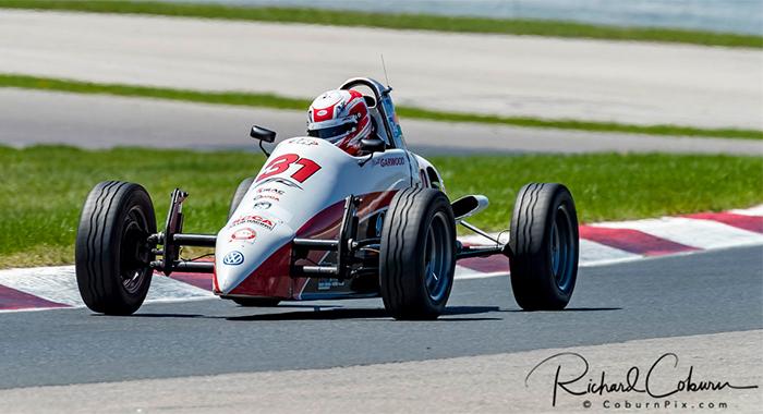 Driver, Matt Garwood