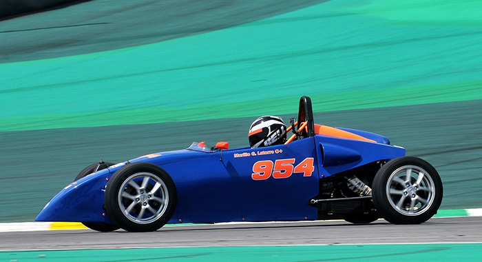 Driver Murillo Latorre