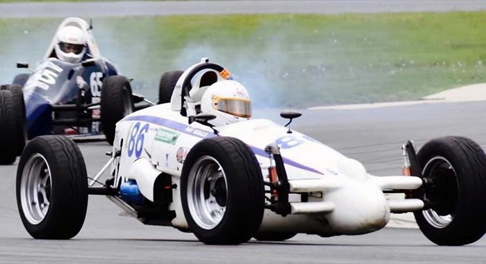 Driver, Ray Qualls