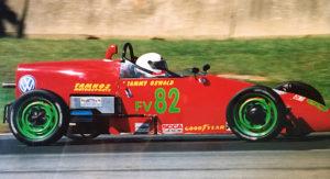 Driver Tammy Oswald