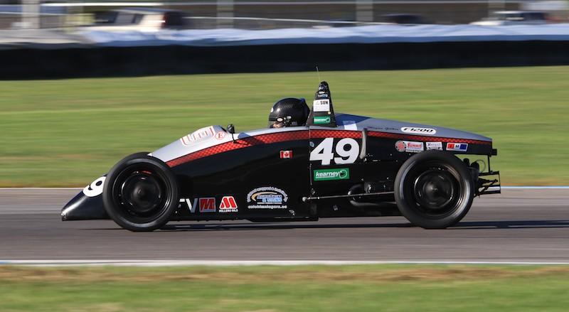Megan Gilkes - FV Racing