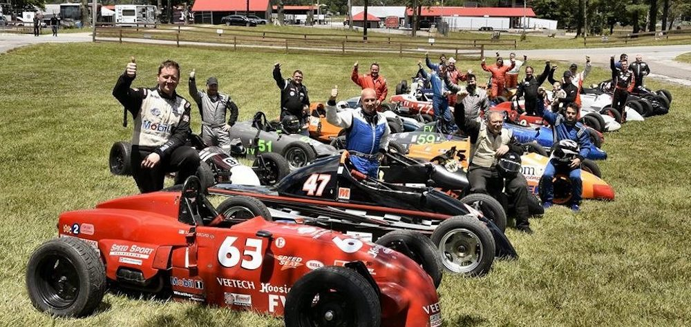 Mid-Ohio Sports Car Course, July 3-5, 2020