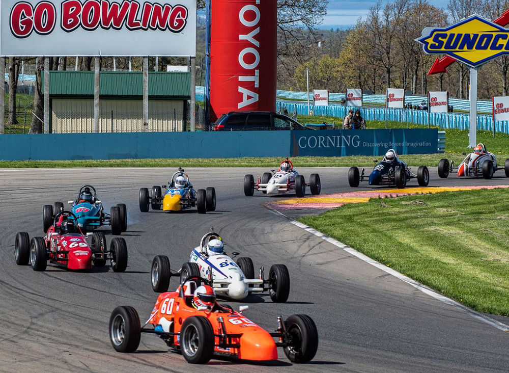 Challenge Cup Series Formula Vee Racing / Watkins Glen International 2019